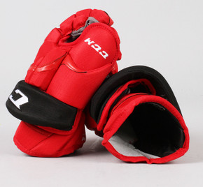 "13"" CCM HG12 Gloves - Team Stock New Jersey Devils #2"