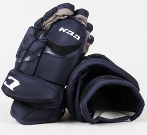 """13"""" CCM HG12 Gloves - Team Stock Winnipeg Jets"""