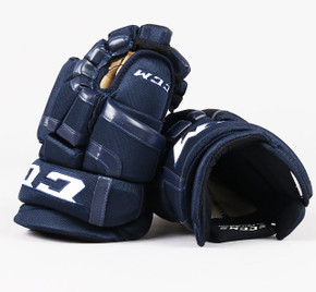 "13"" CCM HG50 Gloves - Team Stock Manitoba Moose"