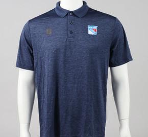 New York Rangers Large Short Sleeve Polo #2