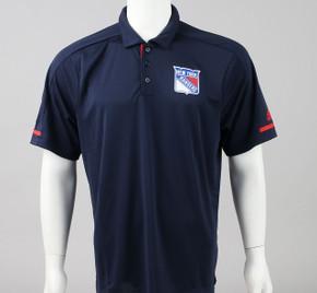 New York Rangers Large Short Sleeve Polo #3