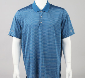 New York Rangers X-Large Short Sleeve Striped Polo