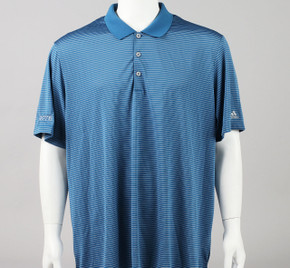 New York Rangers XX-Large Short Sleeve Striped Polo