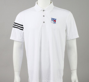 New York Rangers Large Short Sleeve Polo #5