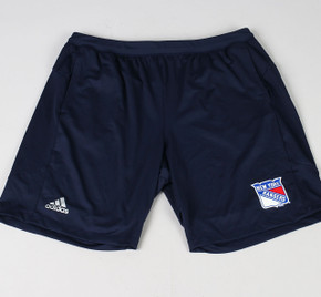 New York Rangers XXX-Large Adidas Workout Shorts