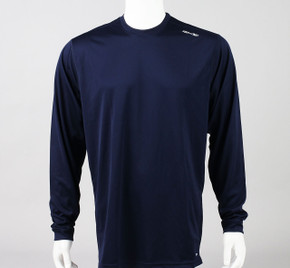 New York Rangers Large Long Sleeve Play Dry Shirt