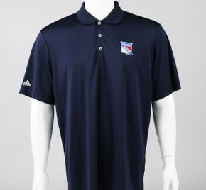 New York Rangers X-Large Short Sleeve Polo