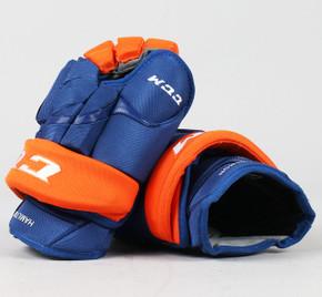"14"" CCM HG12 Gloves - Ryan Hamilton Edmonton Oilers"