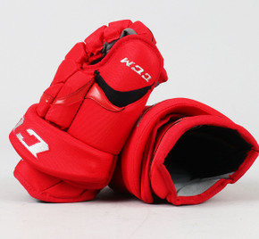 """13"""" CCM HG12 Gloves - Mike Green Detroit Red Wings"""
