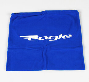 Royal Blue Eagle Helmet Bag