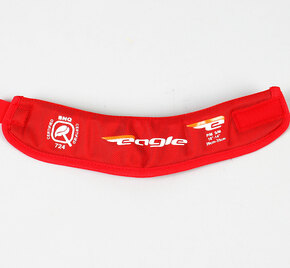 Medium Red Eagle Neck Guard