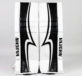 "35"" - Vaughn Pro V Elite Carbon White Pads - Team Stock Los Angeles Kings"