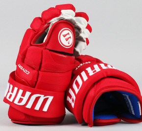 "13"" Warrior Covert QRE Gloves - Team Stock Detroit Red Wings #2"