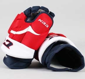 "14"" CCM HG12 Gloves - Nick Jensen Washington Capitals"