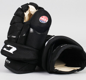 "13"" CCM HG12 Gloves - Team Stock Indy Fuel"
