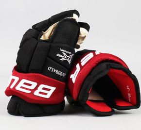 "14"" Bauer Vapor 1X Pro Gloves - Josh Archibald Arizona Coyotes"