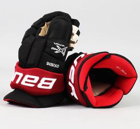 "14"" Bauer Vapor 1X Pro Gloves - Nick Cousins Arizona Coyotes"