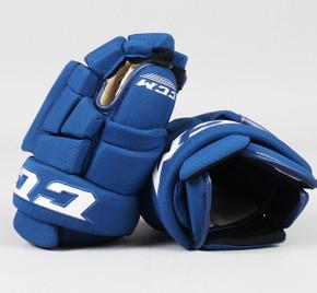 "13"" CCM HG4RRP Gloves - Team Stock Vancouver Canucks"
