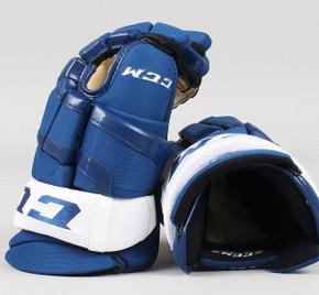 "14"" CCM HG50 Gloves - T.J. Brennan Toronto Maple Leafs"