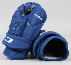 """13"""" CCM HG12XP Gloves - Team Stock Vancouver Canucks"""