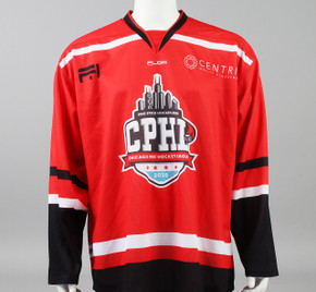 X-Large Red 2019 Chicago Pro Hockey League Jersey