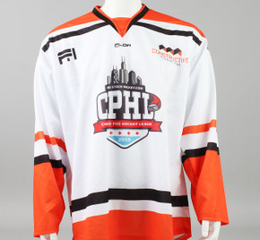 X-Large Orange 2019 Chicago Pro Hockey League Jersey