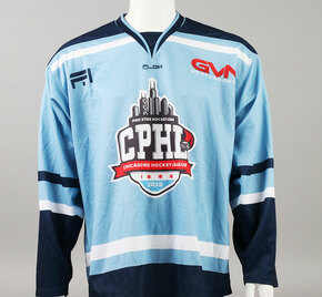 Large Baby Blue 2019 Chicago Pro Hockey League Jersey