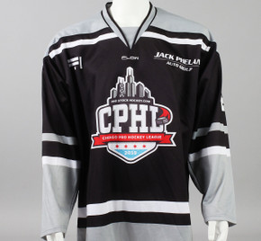 X-Large Black 2019 Chicago Pro Hockey League Jersey - Michael Floodstrand