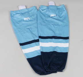 Game Sock - 2019 Chicago Pro Hockey League - Baby Blue Size XL #2