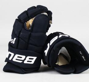 "14"" Bauer Supreme 1S Pro Gloves - Joe Morrow Winnipeg Jets"