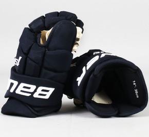 "14"" Bauer Supreme 1S Pro Gloves - Bogdan Kiselevich Winnipeg Jets"