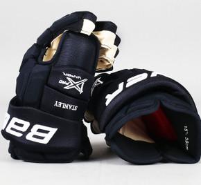 """15"""" Bauer Vapor 1X Pro Gloves - Logan Stanley Winnipeg Jets"""