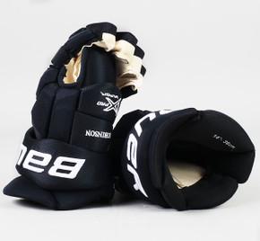 "14"" Bauer Vapor 1X Pro Gloves - Buddy Robinson Winnipeg Jets #2"