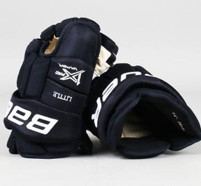 "14"" Bauer Vapor 1X Pro Gloves - Brad Little Winnipeg Jets"