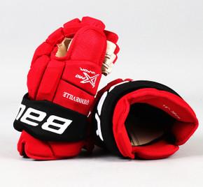 "14"" Bauer Vapor 1X Pro Gloves - John Quennevile New Jersey Devils"