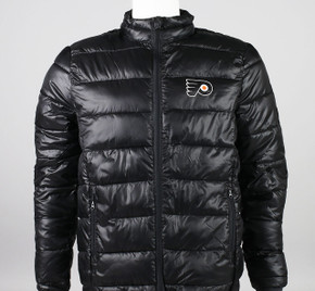 Philadelphia Flyers Large Full Zip Puffer Jacket #2