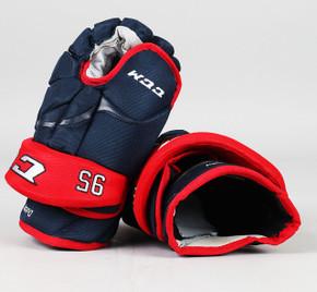 "14"" CCM HG12 Gloves - Matt Duchene Columbus Blue Jackets"
