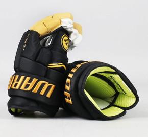 "13"" Warrior Alpha QX Gloves - Team Stock Vegas Golden Knights #5"