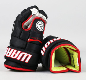 "13"" Warrior Alpha QX Gloves - Team Stock Chicago Blackhawks #4"