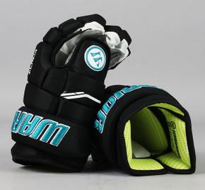 "13"" Warrior Alpha QX Gloves - Team Stock San Jose Sharks #3"