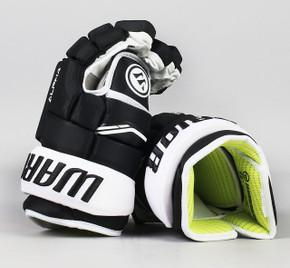 "13"" Warrior Alpha QX Gloves - Team Stock Pittsburgh Penguins #3"