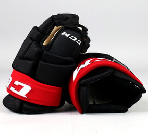 "14"" CCM HG4RRP Gloves - Christian Dvorak Arizona Coyotes #3"