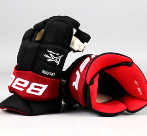 "15"" Bauer Vapor 1X Pro Gloves - Lawson Crouse Arizona Coyotes #2"