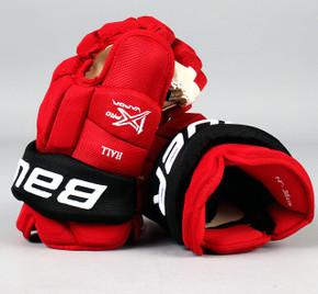 "14"" Bauer Vapor 1X Pro Gloves - Taylor Hall New Jersey Devils"