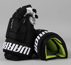 "13"" Warrior Alpha DX Gloves - Team Stock Colorado Avalanche"