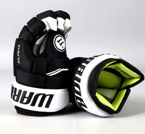 "13"" Warrior Alpha DX Gloves - Team Stock Pittsburgh Penguins #2"