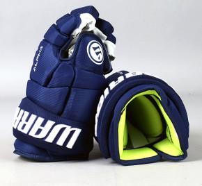 "13"" Warrior Alpha DX Gloves - Team Stock Vancouver Canucks"