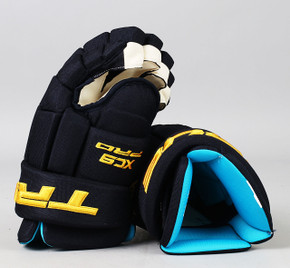 "14"" TRUE XC9 Pro Gloves - Team Stock St. Louis Blues"