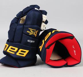 "14"" Bauer Vapor 1X Pro Gloves - Dmitry Jaskin St. Louis Blues"