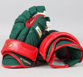 "13"" CCM HGV8.0 Gloves - Petteri Nummelin Minnesota Wild"